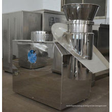 2017 granulador revolvendo da série de ZL, processo de granulação do elevado cisalhamento dos SS, farmacêutico horizontal da definição da granulação