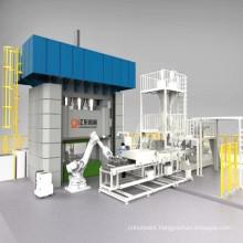 LFT-D Automatic Hydraulic Press