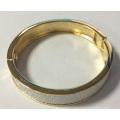Bling Bling Gold Plated Bracelet Christmas