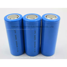 LiFePO4 Cellule de batterie LFP 26650 3.2V 3000mAh High Power