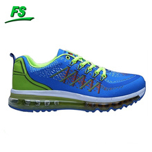 2015 KPU upper sport shoes with airbag outsole