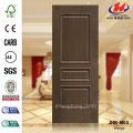 European Government Veneer Wenge Concave Door Panel