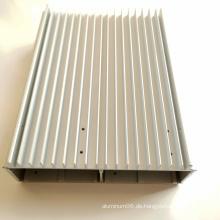 CNC-Bearbeitung Fräsen von Aluminiumprofilen Extrusionskühlkörper