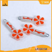Borracha Zipper Puller / Silicone Zipper Slider LR10019