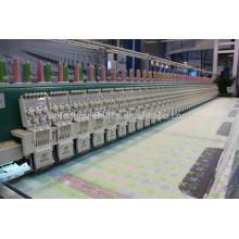 18 cabeça máquina de bordar à venda