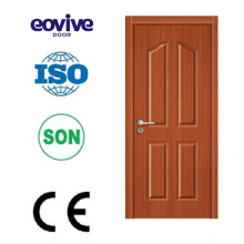 china good price home washroom melamine door quality interior timber door design