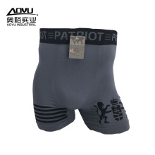Wholesale Cotton Nylon Seamless Mens Underwear
