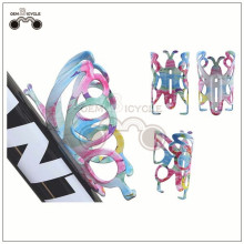 butterfly-shaped bicycle bottle cage aluminum alloy bike bottle holder for sale