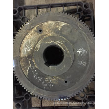 Custom Helical Gear with Carburizing and Quenching