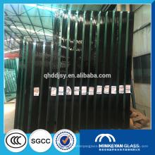 vidro de flutuador claro, grande tamanho de vidro com ccc & sgcc da china