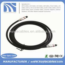 1.8M 6FT Digital-Audio-optisches Faserkabel Toslink Kabel-Schnur-Mann zum Mann 7.0mm