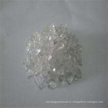 0,38-1,25 mm Verre blanc sablé trempé avec certificats