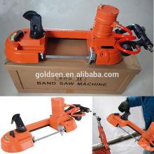Velocidade Portátil Handheld Variable Metal / Steel Cutting Pneumatic Mini Band Saw
