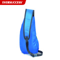 Outdoor Shoulder Backpack,Outdoor Sports Sling Bag Chest Pack with Adjustable Shoulder Strap for Hiking Cycling Camping Travel M
