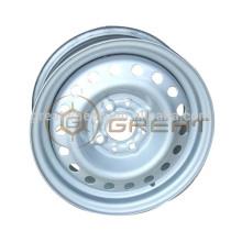 Steel snow/winter wheel rim, hot selling 15X6J size wheels for car wheel
