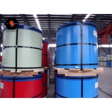 3104 Alloy Customized Blue Color Coated Aluminum Coil