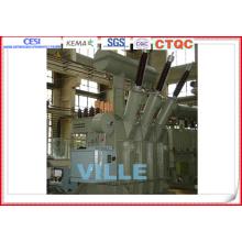 Gelber Phosphor Elektrischer Ofen Transformator