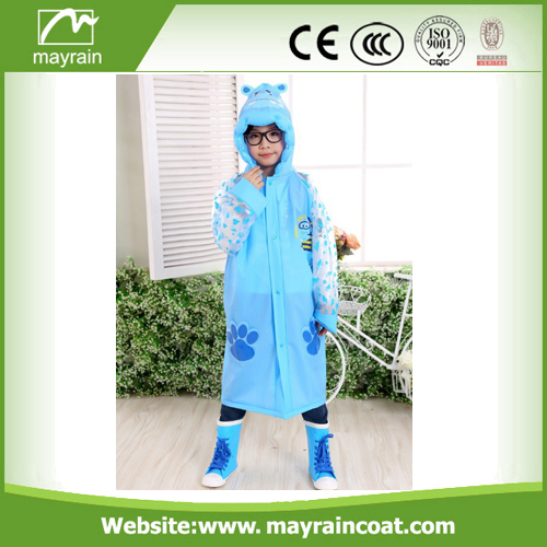 Pvc Rainwear Children Rainsuit