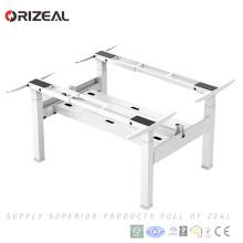 новый продукт Office мебель электрорегулировкой высоты стоял компьютерный стол с двух человек