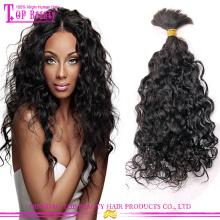 Volume direto do cabelo humano do volume por atacado direto do volume do cabelo humano da fábrica
