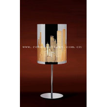Hotel Indoor Stainless Steel Table Lamp