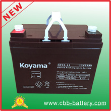 12V batería de ciclo profundo 35ah