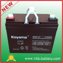 Frete Grátis Mf 12 V Bateria de Chumbo Ácido 12 V 35ah AGM Bateria