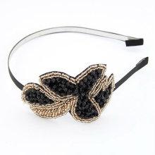 Yiwu Hersteller Preis Kristall Stein neues Design Haarband