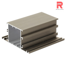 Janela deslizante de alumínio / alumínio / porta da China