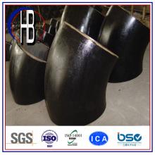 Butt Weld en acier au carbone 45 degrés long rayon de coude avec le meilleur prix