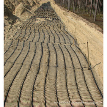 Single Axle Rigid Reinforcements Geogrids