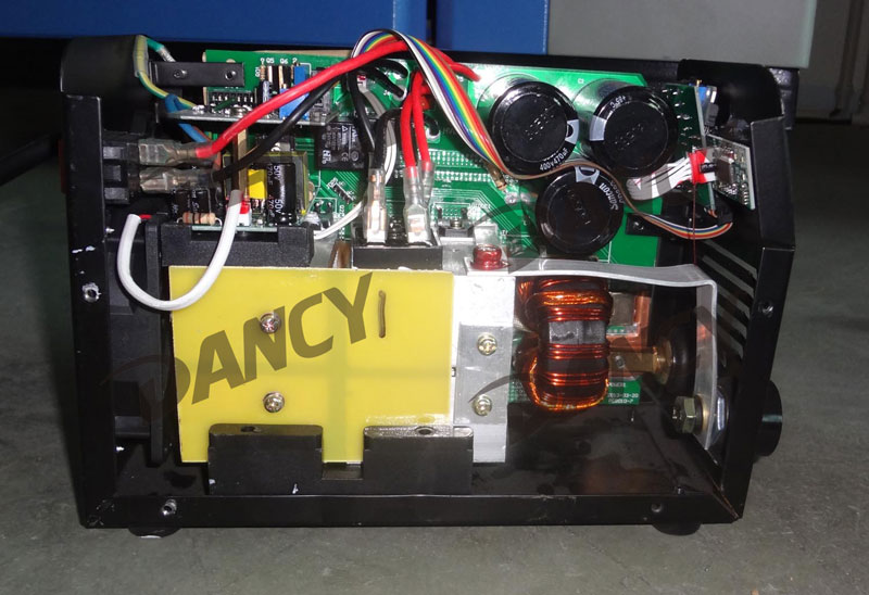 Dancy inverter welder V2 series electric circuit