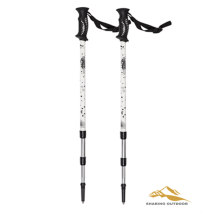 Good Quality for Alpenstock Hiking Poles Walking Poles Nordic Trekking Sticks export to Vanuatu Suppliers
