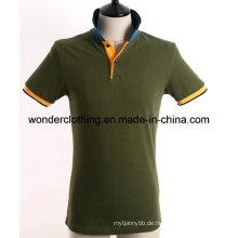 Ausgestattet Fashion Summer Hot Großhandel Männer Piqué Polo T-Shirt