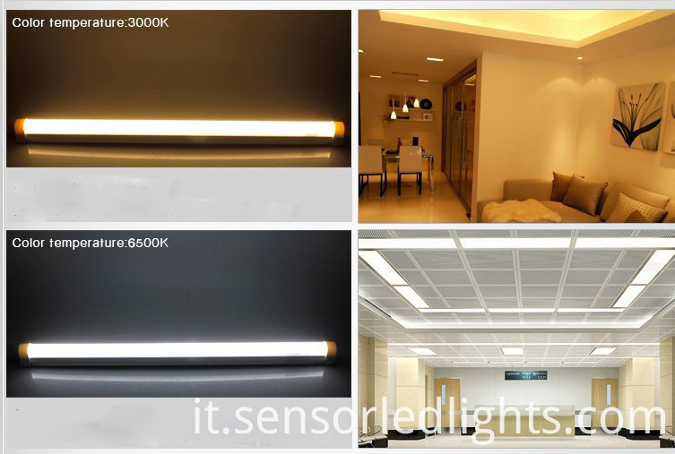 led sensor tube light