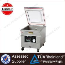 Europe Design Table Top Machine Máquina de embalagem de vácuo de nitrogênio