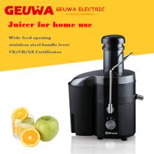 Geuwa Electric Juice Extractor para uso doméstico