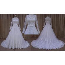 Robe de mariée Costumes Robe de mariée Real Photo