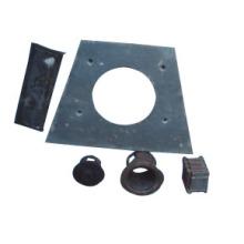 Peças sobresselentes para turbinas de roda do sopro de tiro / cabeça do impulsor