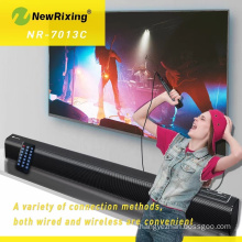 NEWRIXING NR-7013C New Arrivals Karaoke Speaker Amazon Best Seller Studio Handheld Portable Bt Speaker