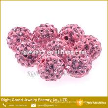 Achados de jóias de pulseiras grânulos de Shamballa por atacado baratos