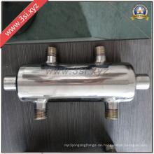Ss Header für Pumpe / Wasseraufbereitungssystem (YZF-MS108)