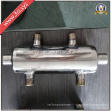En-tête Ss pour pompe / système de traitement de l'eau (YZF-MS108)