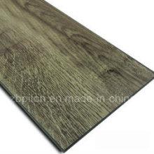 Élégant plancher de vinyle de PVC avec le système de clic