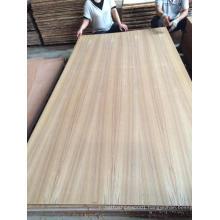 AAA Grade Teak Veneer Plywood From Shandong Factory