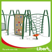 Très populaire dans les régions du Moyen-Orient Les structures d'escalade de Liben en arrière-cour