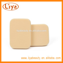Skin color Non latex sponge puff Soft Hypoallergenic Compact Powder Puff