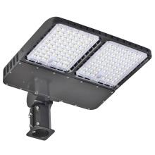 240W LED Shoebox Light Fixture 5000K