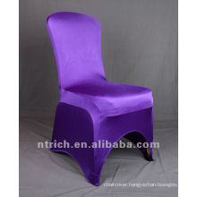 Purple colour,lycra chair cover CTS691,fancy and fantastic,cheap price but high quality