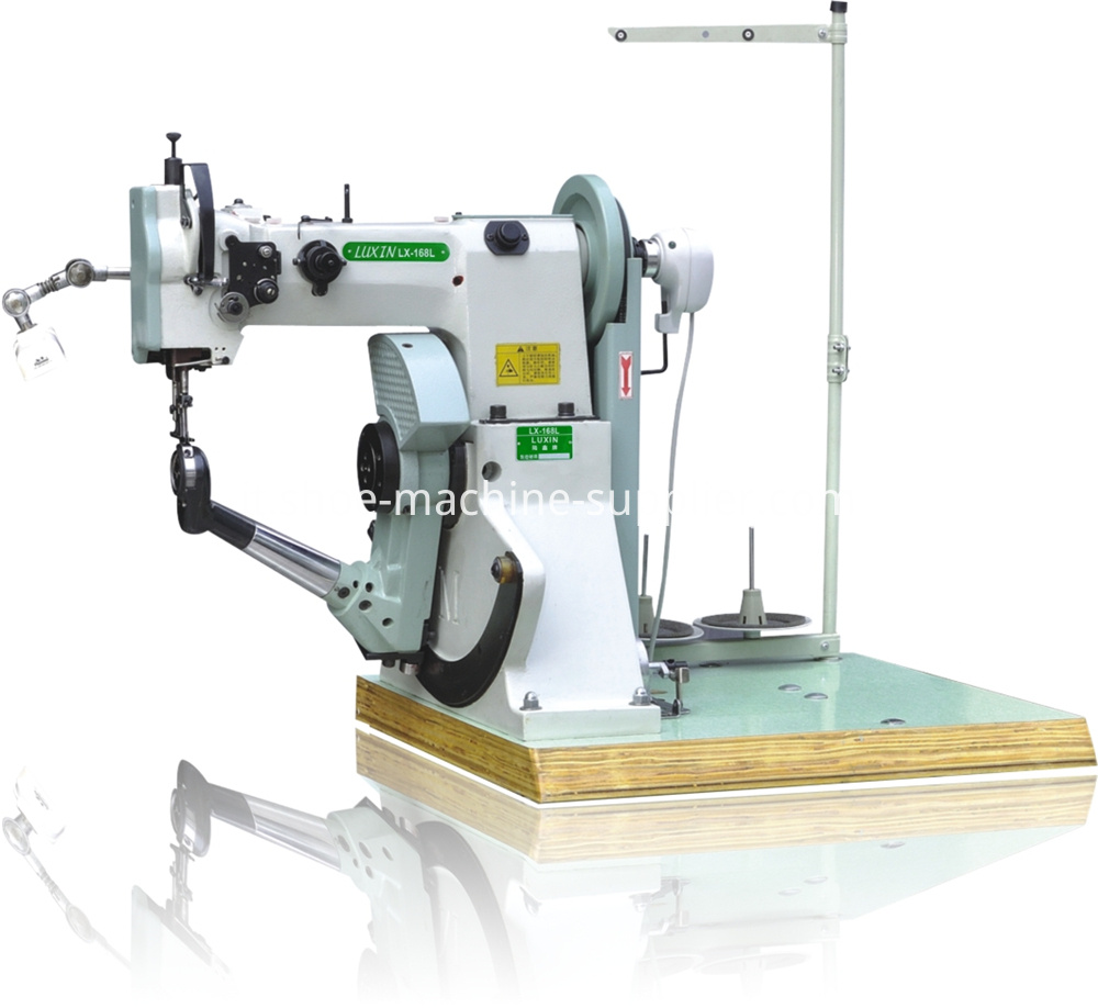 Double Needle Shoe Stitching Machine